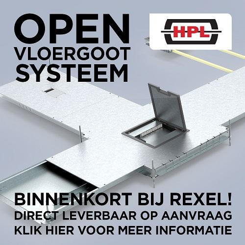 HPL open vloergoot