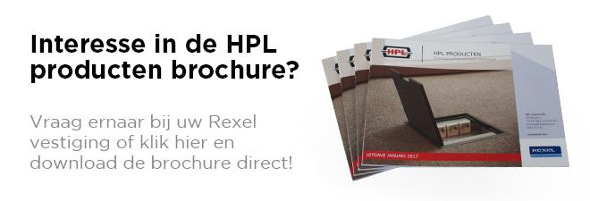 HPL producten brochure Rexel